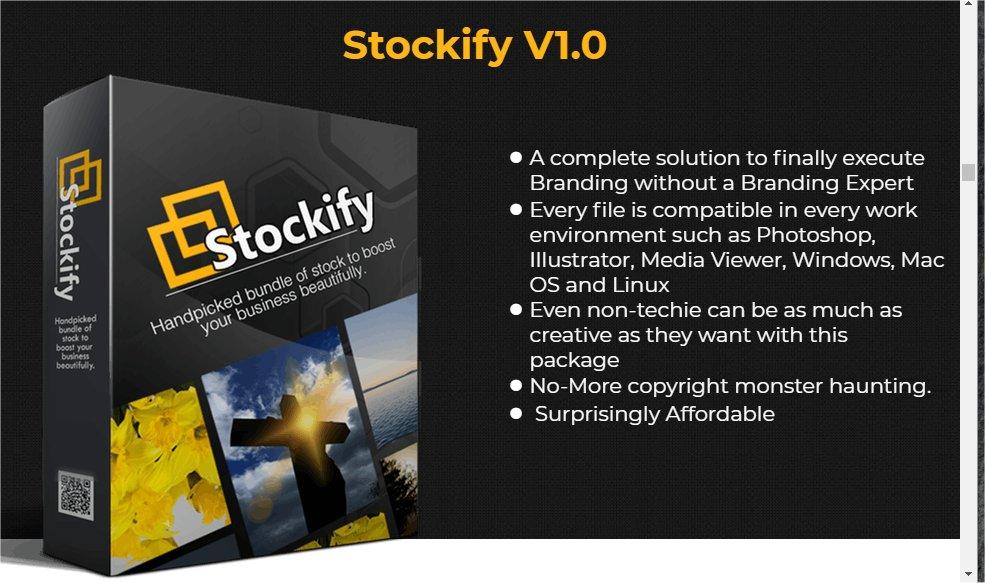 Stockify 1.0