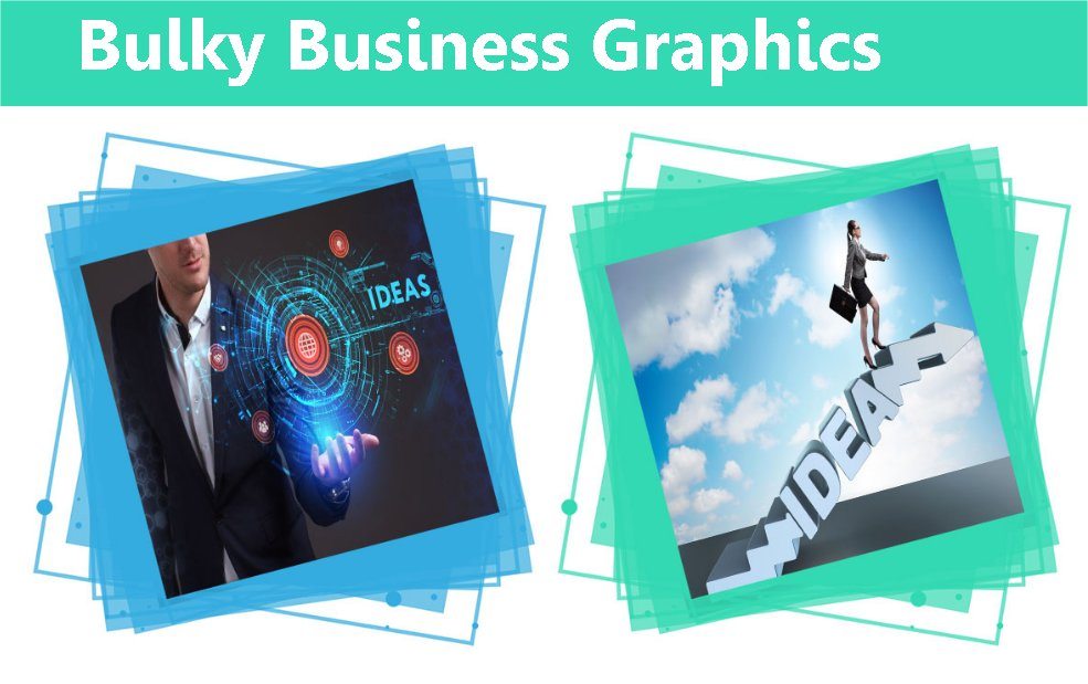 bulky business graphics 2